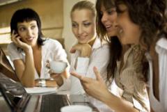 Donne in un gruppo