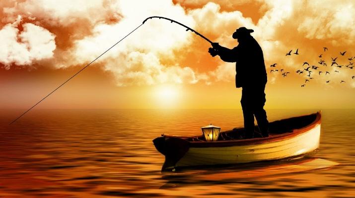 Fare la pesca